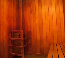 This sauna's always hot & cruisy